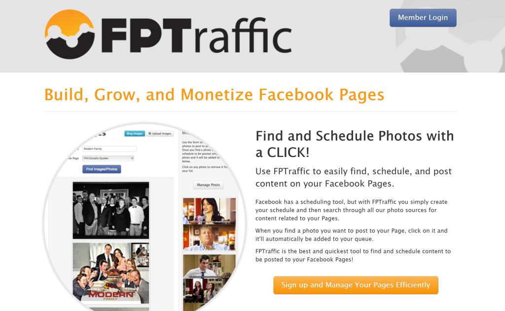 FPTraffic homepage